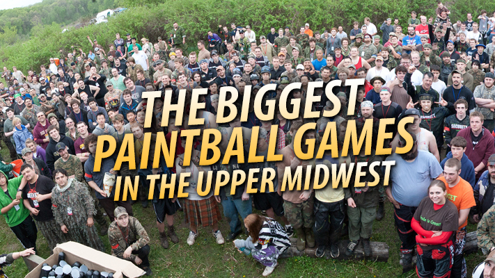 crowd shot at the Giant Big Game