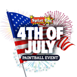 July 4th paintball game