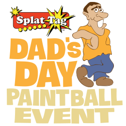 Dad's Day Paintball Event